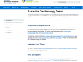 Barnsley Assistive Technology Team